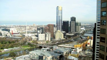 Southbank, where councillors say the proposed building will cast a shadow over 'a great number' of public spaces.