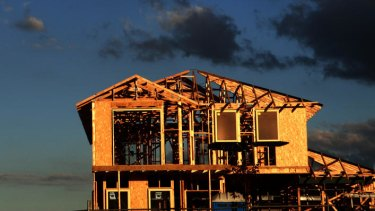 All new homes built in Victoria must have a 6-star energy efficiency.