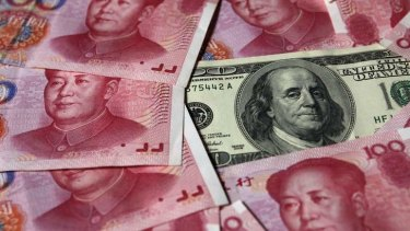 There are big implications for Australia as the yuan looks to take on the US dollar.