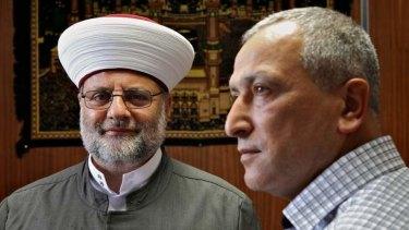 Urging asylum seekers to return voluntarily: Sheikh Malek Zeidan and Jamal Rifi will travel to Manus and Nauru.