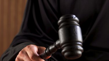 Juries are more likely to find guilt when the accused was more isolated in the court room.