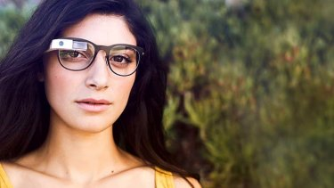 Google Glass: Westpac is trialling a banking app for the wearable gadget.