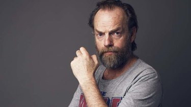 On the boards: Hugo Weaving is preparing for the role of Vladimir in <em>Waiting For Godot</em>.