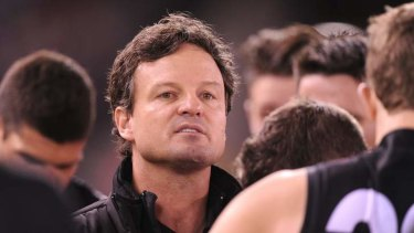 It appears the decision to sack Watters was largely to do with manner and the dynamics within the club.