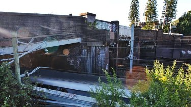 Officers found the body of an 18-year-old man in the tunnel of the West Street overpass.