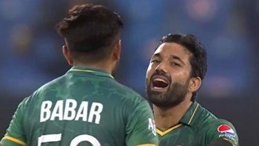 India captain Virat Kohli showed great humility in defeat after his side's T20 World Cup loss to Pakistan.