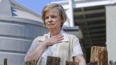Versatile: Penne Hackforth-Jones in her final film, the 2010 movie <i>The Tree</i>.