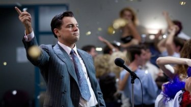 I swear: <i>The Wolf of Wall Street</i> - with Leonardo DiCaprio pictured - set a record for use of the f-word in a feature film.