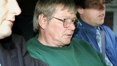 Peter Dupas in 2005.