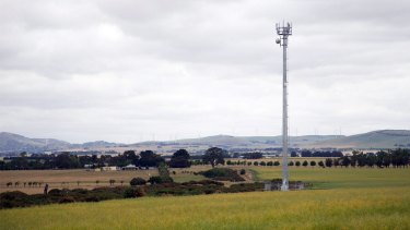 NBN's Fixed Wireless towers will deliver internet to people in regional areas.