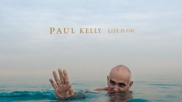 Paul Kelly's latest album went straight to number one.