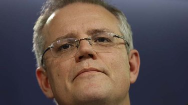 Calls to step down from his position as guardian for all unaccompanied minors: Immigration Minister Scott Morrison.