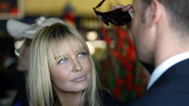 Lara Bingle and Michael Clarke.