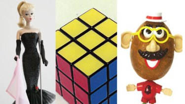 Old school... retro toys are expected to top the Christmas wish-lists of kids this year.