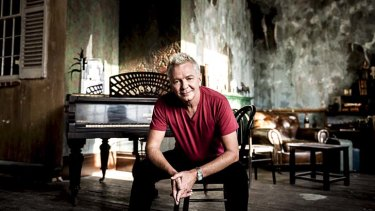 """""""If you're a rock star, there is no understudy"""" ... Iva Davies."""