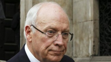 "Former US vice-president Dick Cheney called Senator Rand Paul an ""isolationist""."