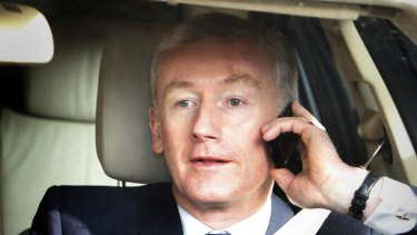 Former Royal Bank of Scotland chief executive Fred Goodwin led the bank into near collapse.