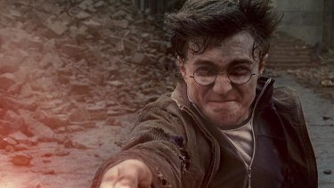 <i>Harry Potter and the Deathly Hallows: Part Two</i>.