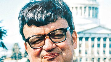 The incredible Kim Peek ... memorised the Bible by the age of six.