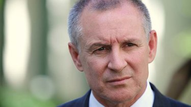 South Australia Premier Jay Weatherill.