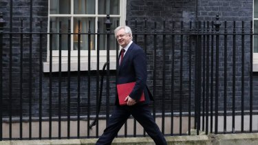 """David Davis has been described as """"too old school"""" to take up the role."""