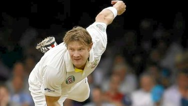 Heavy workload: Shane Watson says his body has adjusted to the greater demands of bowling.