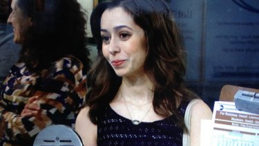 Could she really be the one? It seems that CBS has finally revealed Ted Mosby's future wife and mother to his children.