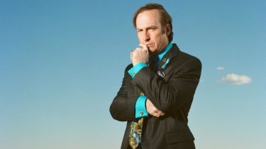 Bob Odenkirk stars as Jimmy McGill/Saul Goodman in the <i>Breaking Bad</i> spin-off <i>Better Call Saul</i>.