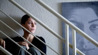 A still from the movie <i>My Tehran for Sale</i> showing actor Marzieh Vafamehr. The Adelaide Film Festival contributed to the film's production costs.
