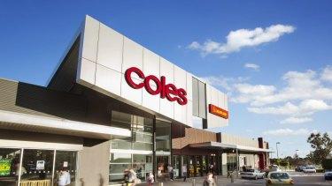 Coles generic.