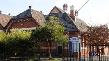 Kew Primary School.