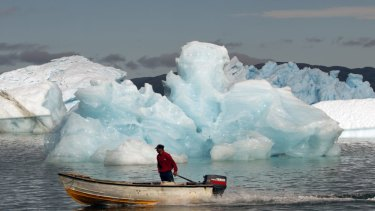 Britain's vote on June 23 whether to stay in or quit the EU has revived debate about the future of Greenland.