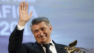 Aleksandr Sokurov, director of 'Faust'.