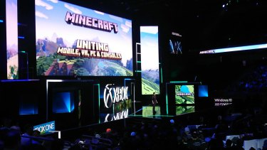 The update was announced at Microsoft's media briefing ahead of this week's E3 expo in Los Angeles.