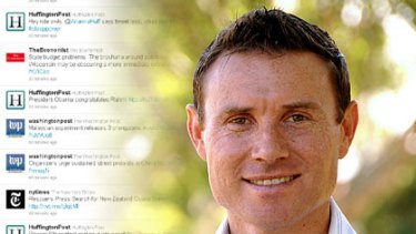 Federal MP Andrew Laming has prepared a social media handbook for politicians.