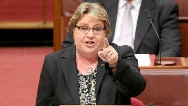 Former senator Trish Crossin has defended former prime minister Kevin Rudd.