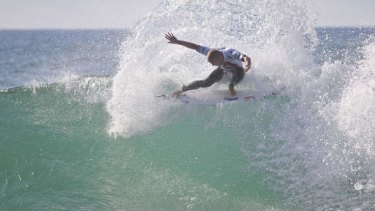 Mick Fanning proved too good for Brazilian Gabriel Medina in the final of the French tour event.