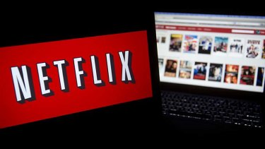 Top notch: Netflix is not officially available Down Under.