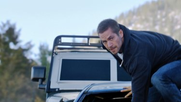 The area the film might have explored was the anti-Hollywood Paul Walker, the guy who was never sure he even wanted to be in movies.
