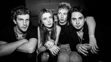 Wolf Alice, the new great hope for British rock.