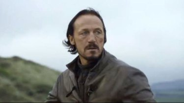 Oh Bronn what have you signed on for?