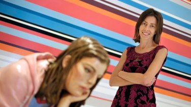 Bendigo Art Gallery director Karen Quinlan has built the gallery's reputation by expanding its modern art collection and  bringing in international shows.