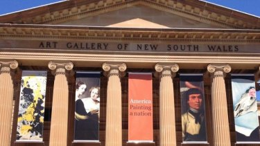 The Art Gallery of NSW is failing to meet workplace diversity targets.