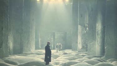 Haunting and bizarre ... Andrey Tarkovsky and his film <i>Stalker</i> are the focus of Geoff Dyer's latest book.
