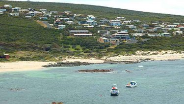 Gracetown is the scene of WA's latest fatal shark attack.