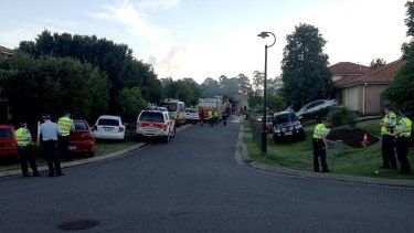 A house fire at Bracken Ridge claimed two lives.