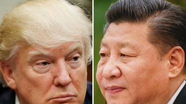 US President Donald Trump and Chinese President Xi Jinping will square each other up.