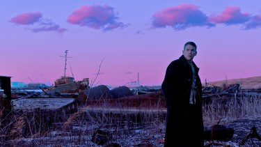 Ethan Hawke gives a stringently contained performance in <i>First Reformed</I>.