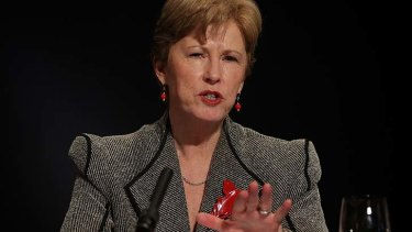 """""""Companies that are driving climate change will increasingly come under scrutiny and be exposed for their investments"""" ... Senator Christine Milne, Greens leader."""