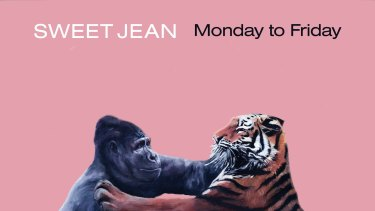 <i>Monday to Friday</i>, by Sweet Jean.